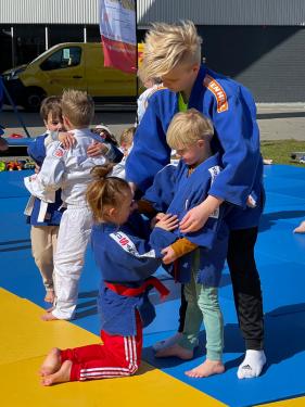 Beentjes Judo Sport